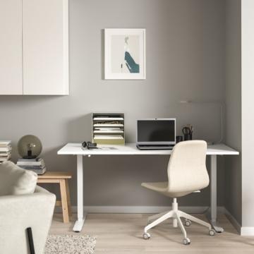 Ikea Verstellbarer Schreibtisch 2021